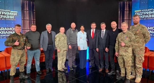 110 тысяч евро для украинских воинов собрал братский народ Литвы