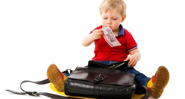 Что делать, если ребёнок начал воровать