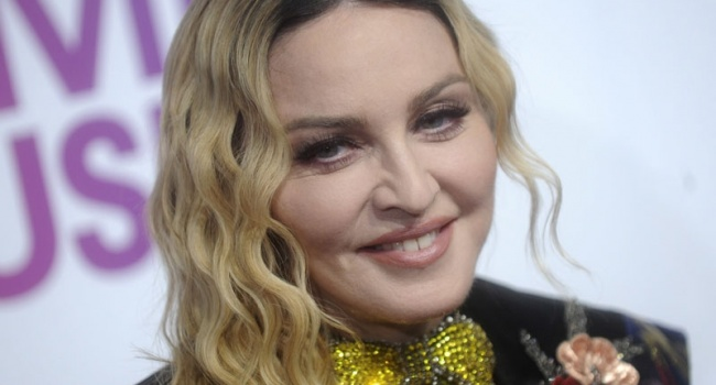 Мадонна приедет на Евровидение в Израиль