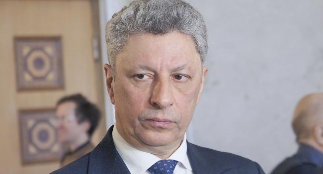 Джангиров: Юрию Бойко – хоть плачь