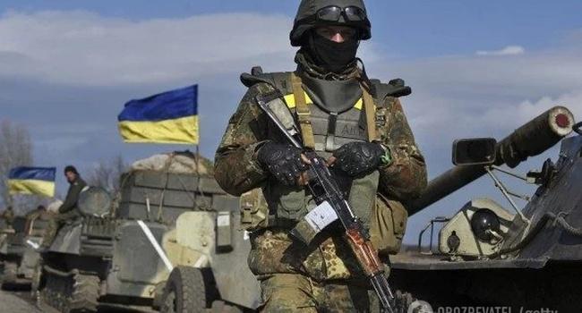 «Будет много жертв»: украинский военный призвал зачистить Донбасс в течении семи дней