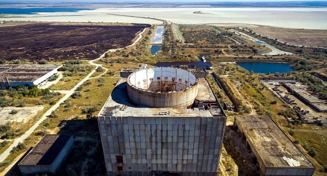 Крымская АЭС стала самой дорогой заброшенной электростанцией в мире