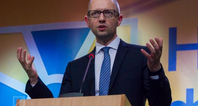 Яценюк определился сучастием впрезидентских выборах