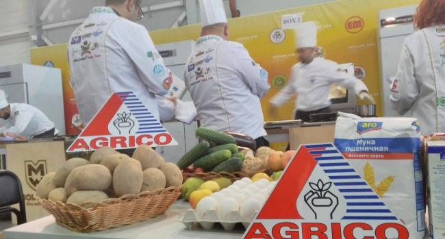 """Семенной картофель компании """"Агрико"""""""