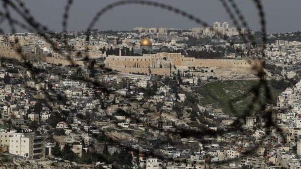 Израиль построит бетонную стену вокруг сектора Газа