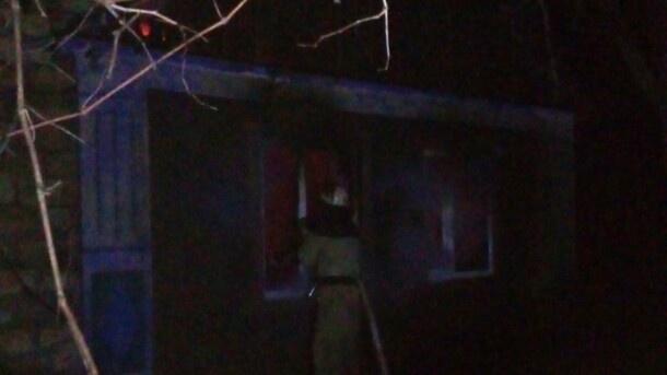 На Херсонщине при пожаре в доме погибли двое детей