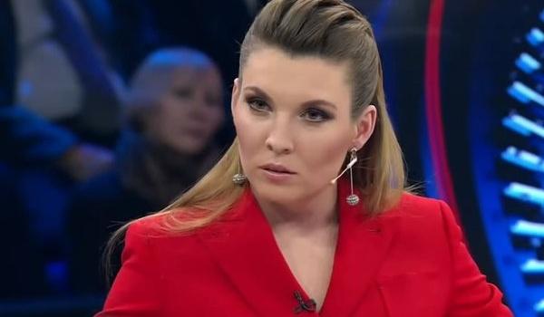Скабеева ответила наслухи о собственной заработной плате внесколько млн вмесяц