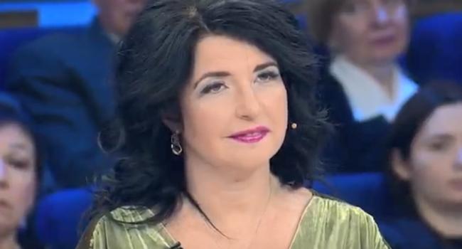 Украинскую журналистку Янину Соколовскую выгнали из студии за хамство