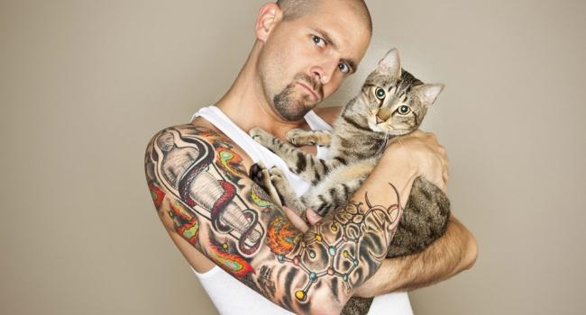 Ученые развенчали популярный миф о татуировках