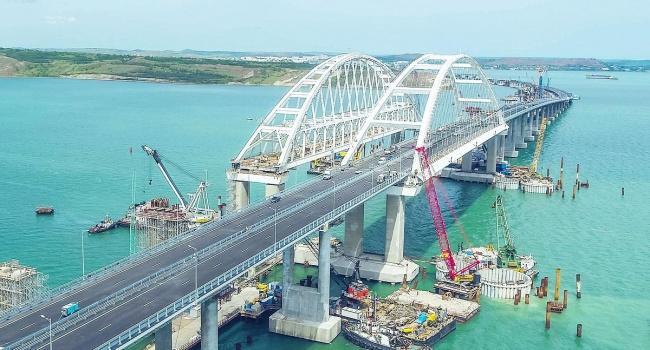 Картинки по запросу Крымский мост: