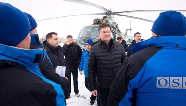 Председатель ОБСЕ призвал Украину допустить на выборы российских наблюдателей