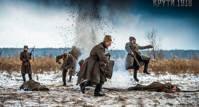Историк о «Крутах 2018»: замените сине-желтые флаги на триколор и получите типичное российской кино о Гражданской войне