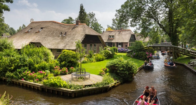 В сети показали самый красивый и необычный населенный пункт в Европе