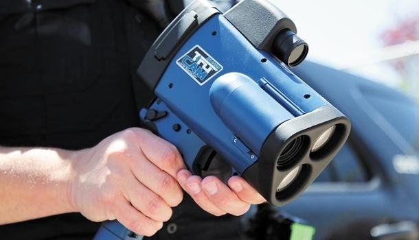 На украинских дорогах установили новые радары TruCam