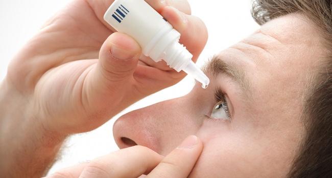 В Украине попали под запрет сразу 8 препаратов для глаз