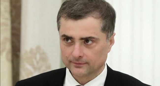 Сурков заявил, что политическая машина Путина набирает обороты