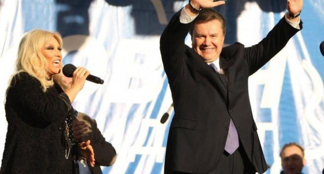 Любимая певица Януковича покупает жилье в Испании, зарабатывая денежки в России