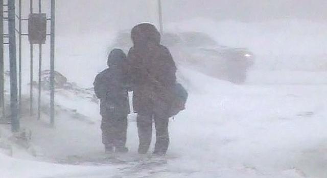 В Киеве грядет буран. Власти столицы сообщают об опасности