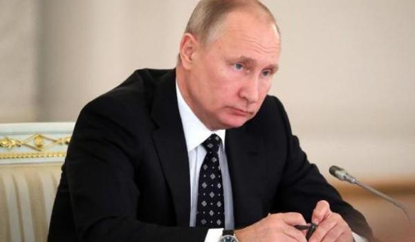 Путиным взбудоражило сеть
