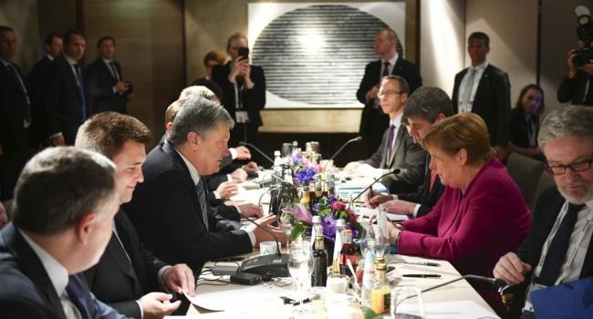 Перед выборами западные лидеры посылают сигнал всем, что они поддерживают Порошенко, – политолог