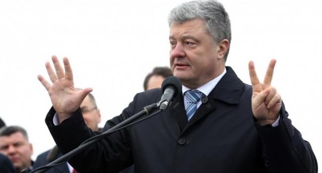 Портнов: Порошенко финансирует свою кампанию за счет государственных средств
