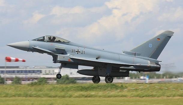 Истребители НАТО проведут учения в небе над Эстонией