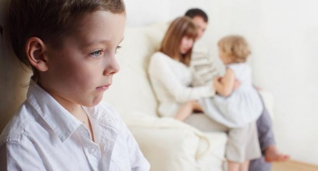 Сравнения с другими вредны для ребенка