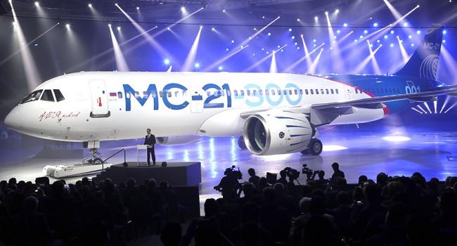 Санкции США убивают производство самолетов в России – «Ростех»