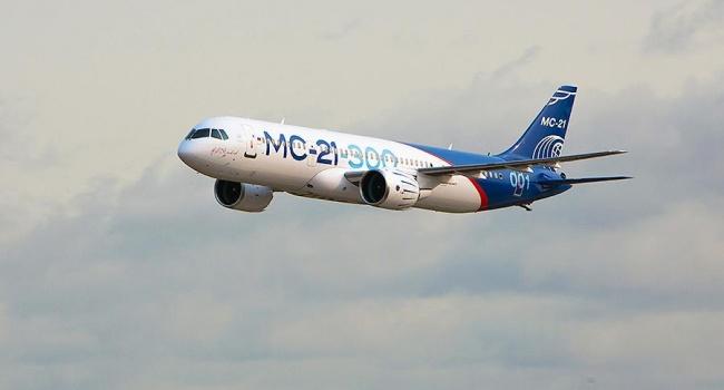 Из-за американских санкций Россия больше не в состоянии строить самолеты