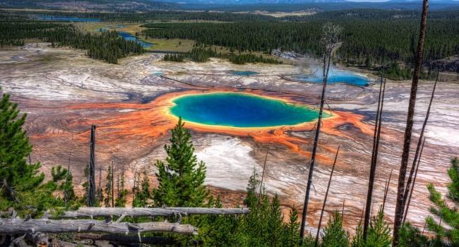 Ученые назвали дату взрыва Йеллоустоунского вулкана: это произойдет совсем скоро