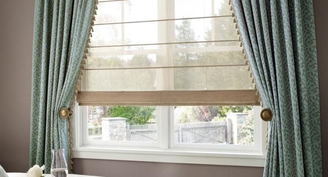 Почему стоит заказывать римские шторы от надежных производителей