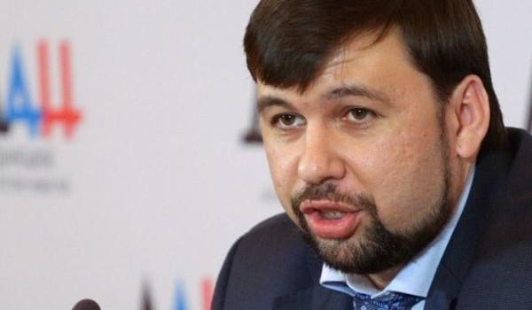 «Ответственно заявляем»: Пушилин захотел «прямого диалога» с Киевом