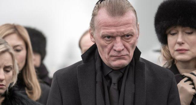 Актер Серебряков жестко прошелся по властям РФ: «Москва виновна в войнах в Чечне, Грузии, Сирии и Украине»