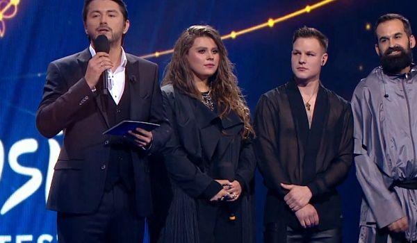 Финал Нацотбора на Евровидение-2019 Притула и Данилко затеяли жесткую перепалку