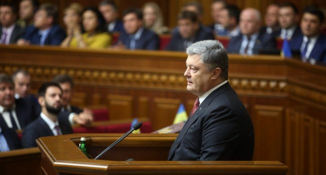 Порошенко повторно внесет на рассмотрение парламента Закон о наказании за незаконное обогащение, – аналитик