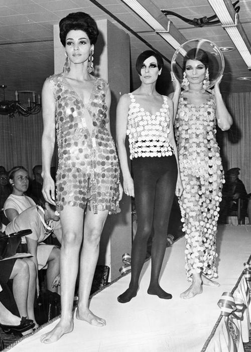 Геометрия стиля: история бренда Paco Rabanne