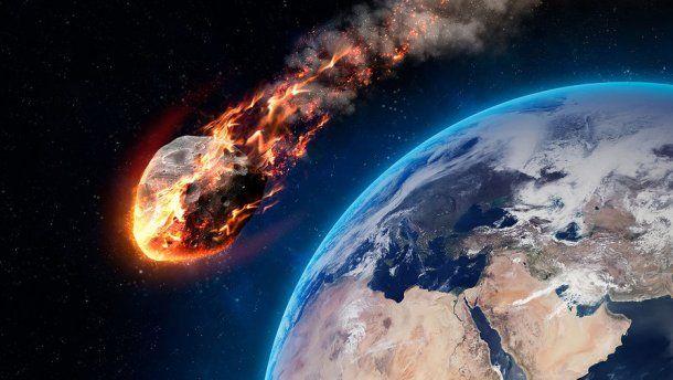 Астрономы обнаружили уникальный астероид - космическое тело уничтожает само себя