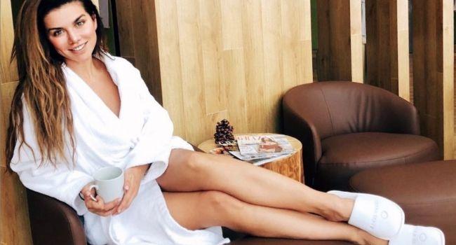 Покорение новых вершин: Седокова стала официальным послом бренда «CLEAR»