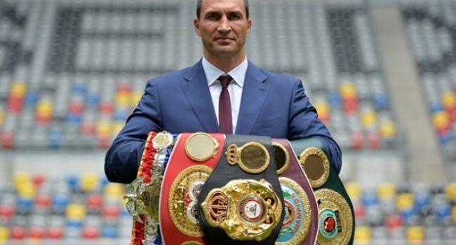 За каждый точный удар в бою против Энтони Джошуа Владимир Кличко получил по 125 тысяч евро