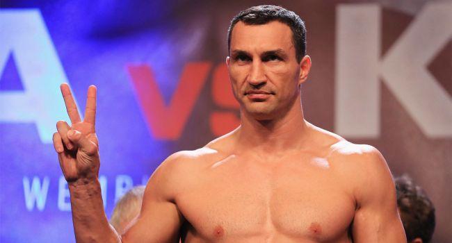 Владимиру Кличко предлагают 40 миллионов долларов за возвращение на профессиональный ринг