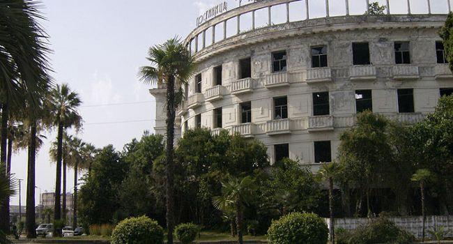 В сети показали суровые реалии Абхазии