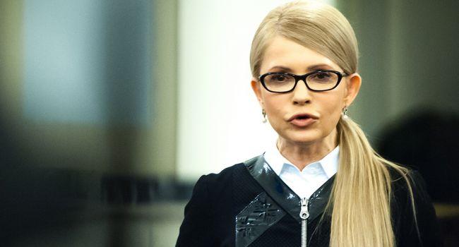 «Порошенко сядет в тюрьму»: Тимошенко отличилась новым обещанием