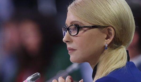 Тимошенко назвала имя своего соперника во втором туре