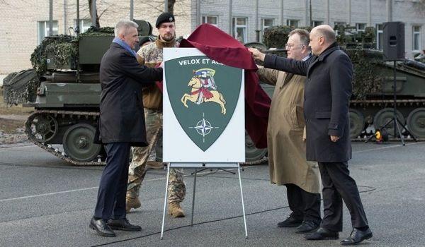 Под носом у Путина обосновался штаб НАТО