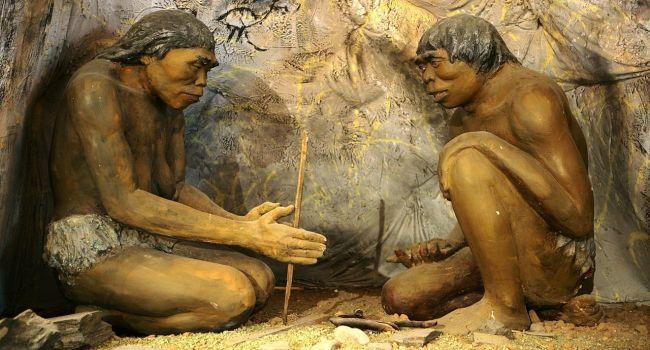 История добычи огня первобытными людьми