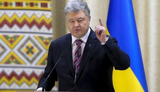 Порошенко рассказал, кто для Украины является вторым врагом