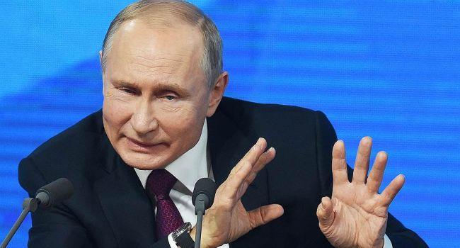 Российский эксперт: «Только без Путина Россия может развиваться»