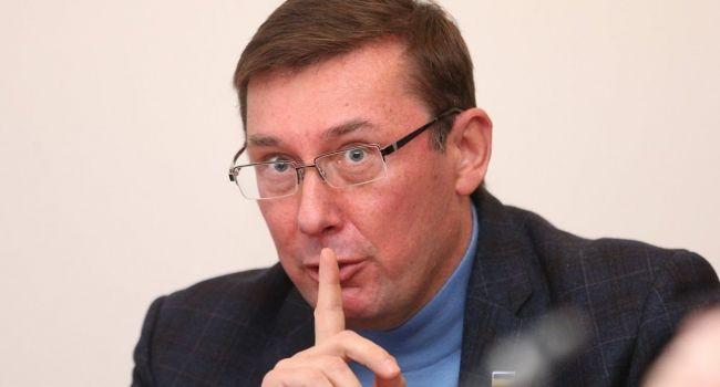 Луценко: ФСБ перекрыла все контрабандные схемы для Украины