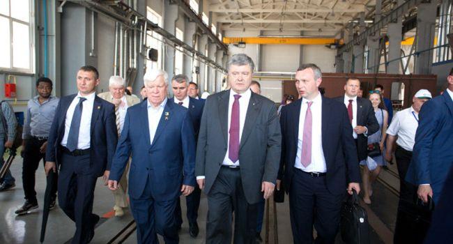 Несмотря на кражу Россией 22% промышленности Украины, ВВП Украины в 2018 году вырос на 3,4%