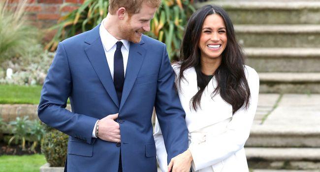 Меган Маркл и принц Гарри покидают Кенсингтонский дворец